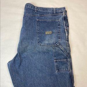 WRG JEANS WRANGLER W48 L32 Carpenter Jeans